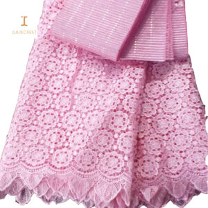 JC004-pink-geometric-flower-patterened-lace
