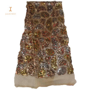 JC013-brown-sequined-lace